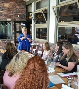 Lisa Creed- Speaker and Good News Coach